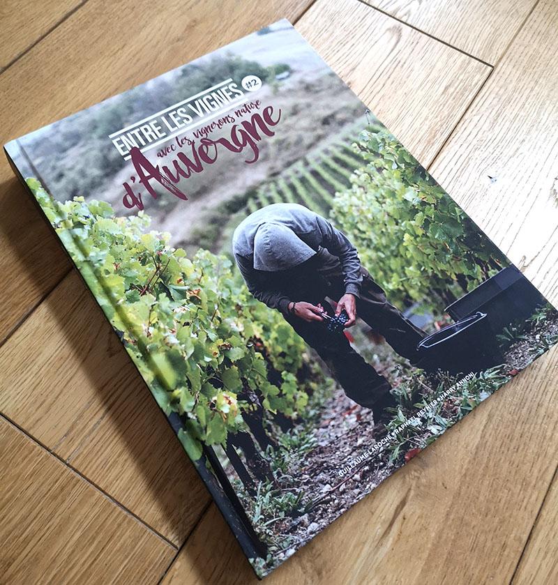 Entre Les Vignes Auvergne version premium